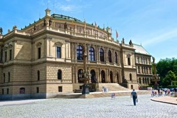 El Rudolfinum, Praga