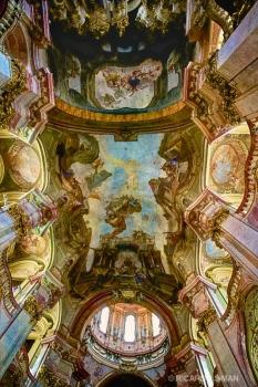 Iglesia de San Nicolas, Praga