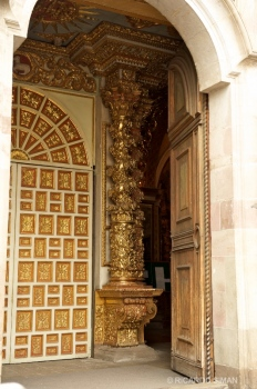 Puerta de la Iglesia de la Compañia de Jesus