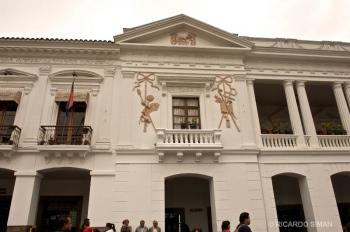 Palacio Arzobispal, Quito