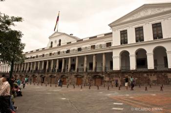 Presidencial Palacio quito ecuador