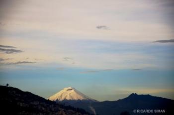 Volcan Pichinca, Ecuador