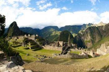 Machupiccu, Perú.