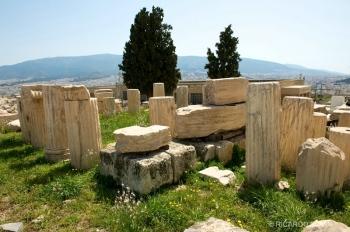 Ruinas de la Antigua Ciudad Delphi