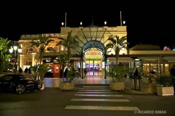 Café de París en Mónaco.
