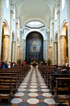 Altar en Catedral de Turin
