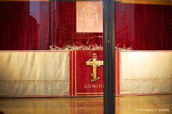 Altar de Santo Sudario, Catedral de Turin