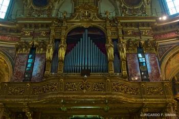 Organo Santuario de la Consolata