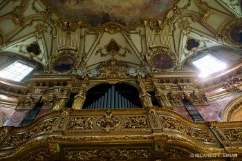 Organo, Santuario de la Consolata