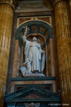 S. Francesco Saverio, Basilica Maria Auxiliadora, Turin
