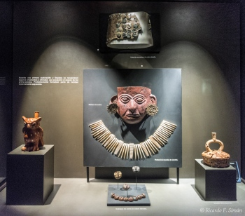 DSC_9584-2 Ornamentos y Ofrendas recuperadas y probablemente formaban parte de tumbas violentamente saqueadas