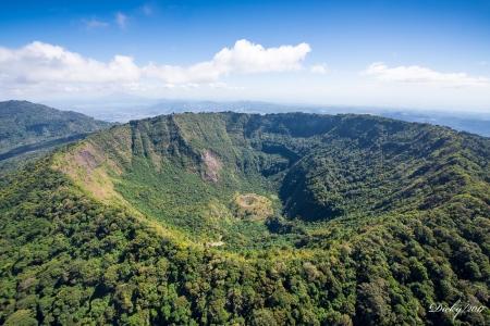 El Boqueron, Volcan de San Salvador