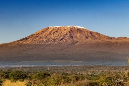 _DSC0084 Africa, Africa V, Ambosseli, Kenya, Monte Kilimanja
