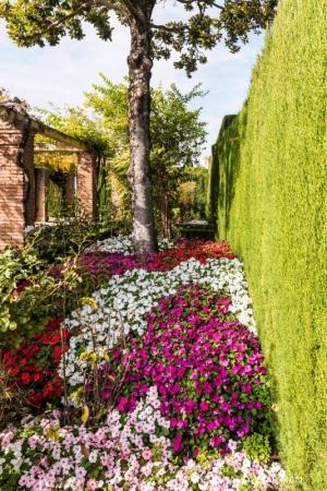 Jardines Generalife