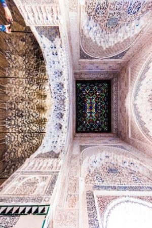 Mirador de Lindaraja de la Alhambra de Granada