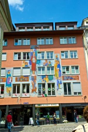 dsc 8087 Pinturas en Fachadas de Edificios, Lucerna