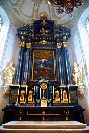 dsc 8461 Hofkirche: Iglesia de San Leodegar, Lucerna