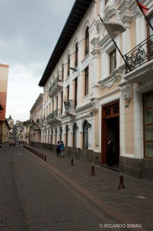 Arquitectura de Quito