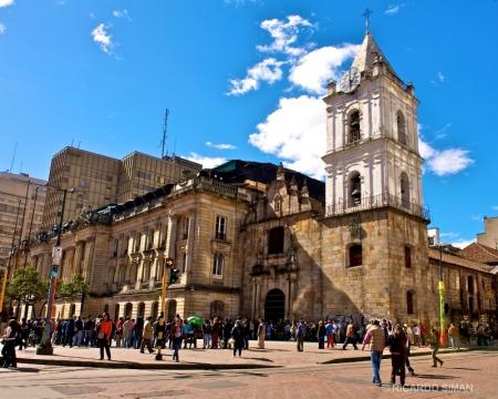Iglesia de San Francisco de Asis, Bogotá