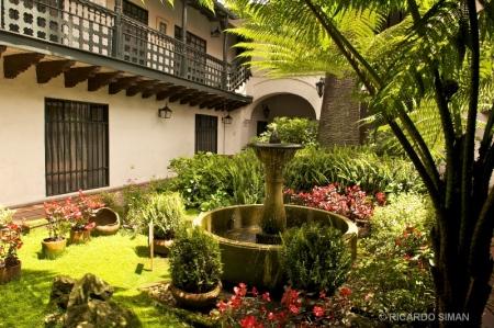 Jardines en Bogota