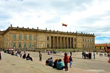 Palacio Nacional de Bogota
