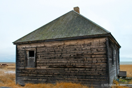 dsc 7916 Cabaña abandonada, Churchill, Manitoba, Canadá