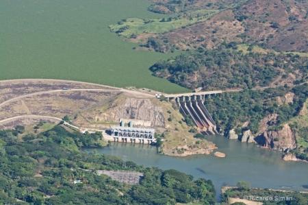 Embalse Cerrón Grande, Chalatenango