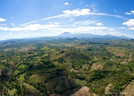 Cordillera de Tecapa