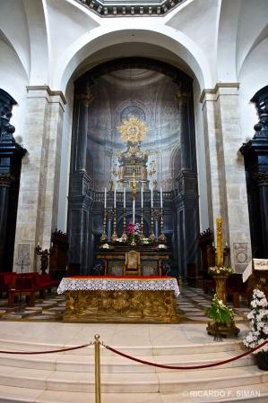 Altar Catedral de Turin