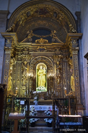 Interior Catedral de Turin