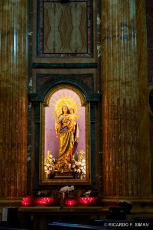 Maria Auxiliadora, Basilica de Maria Auxiliadora, Turin
