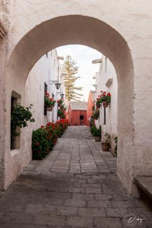 DSC_1568-HDR Arequipa, Monasterio de Santa Catalina de Siena