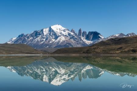 DSC_0791-2 Chile, Parque Nacional Torres de Paine, Torres de