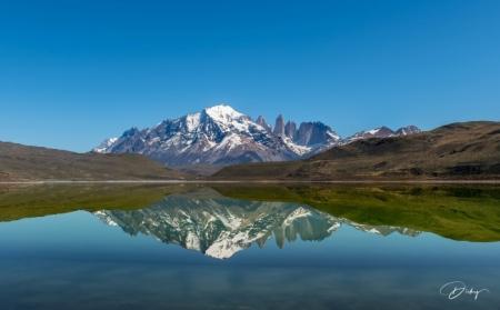 DSC_0808-2 Chile, Parque Nacional Torres de Paine, Torres de