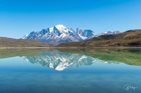 DSC_0809-2 Chile, Parque Nacional Torres de Paine, Torres de