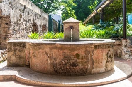 Fuente, Casa Santa Domingo DSC_7099.jpg