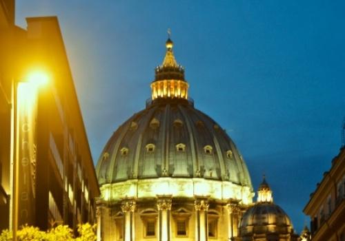 Canonizacion Juan Pablo II