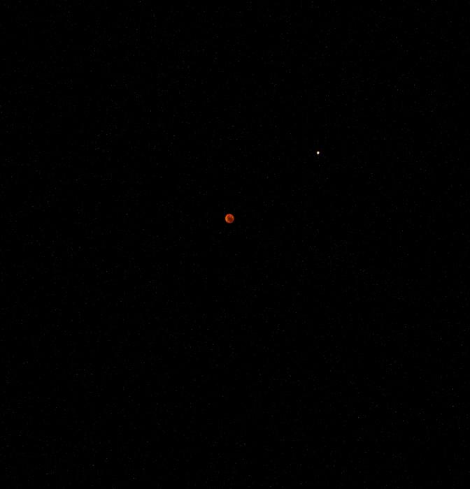 DSC_2856-2 Africa V, Astronómica, Luna roja, Marte, Sur Afr