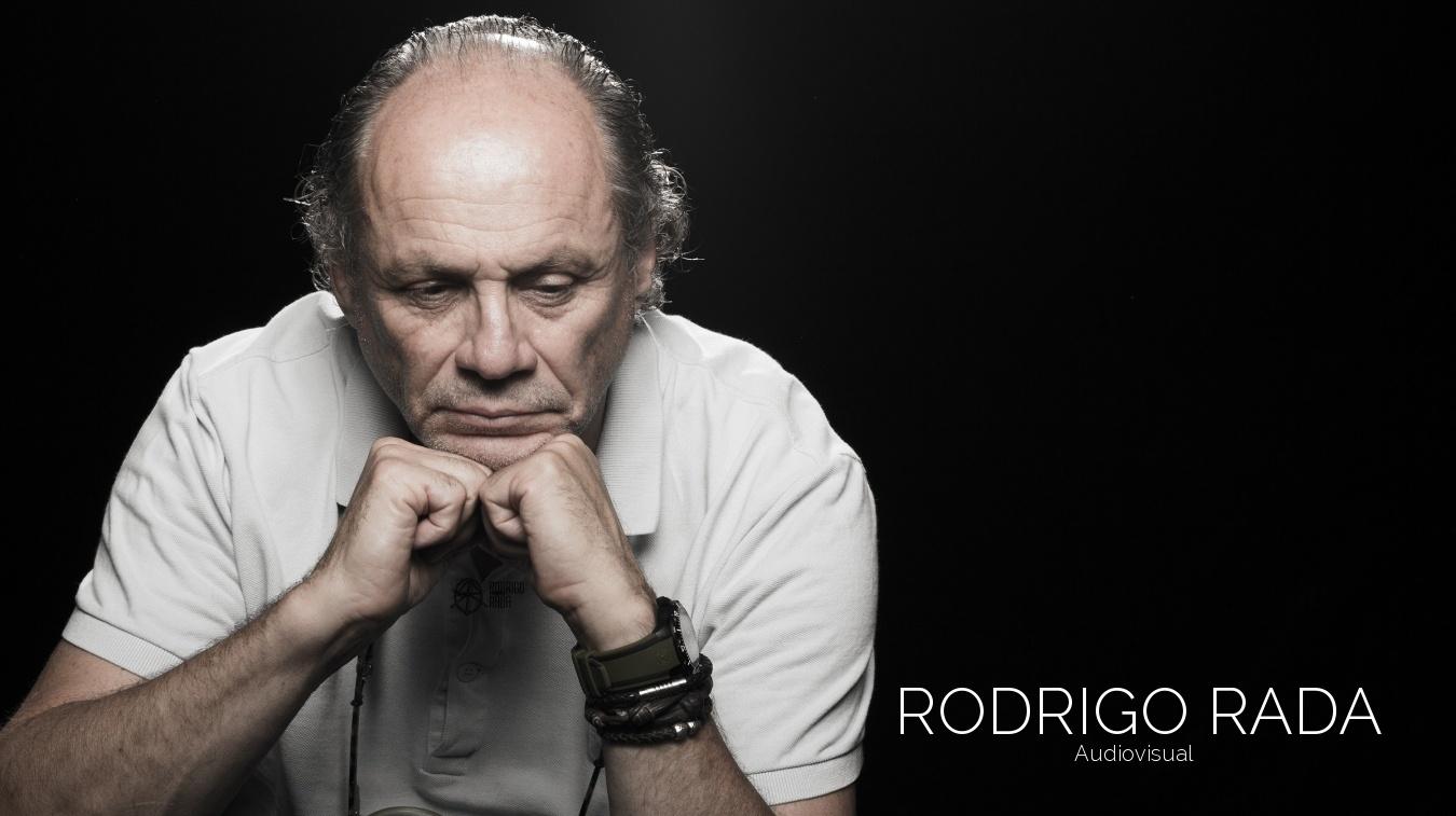 Jorge - Rodrigo Rada, Audiovisual