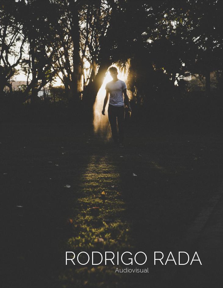 Bubbles & Derek - Rodrigo Rada, Audiovisual