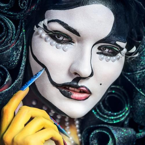 Creative Makeup Series-18