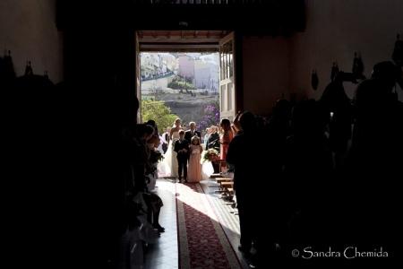 Boda en la Iglesia de San Roque, Vegueta