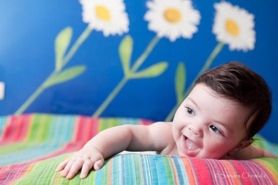 Sesión bebés en Las Palmas