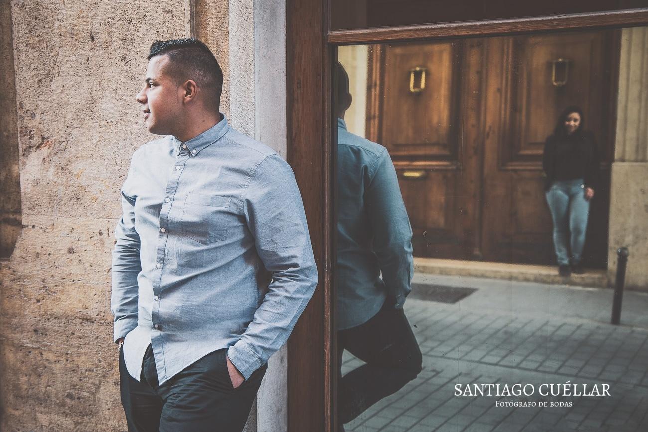 PREBODAS - SANTIAGO CUÉLLAR , Fotógrafo de bodas