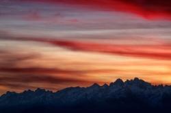 Cuando los Picos de Europa de visten de color.