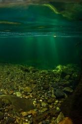 Aurora subacuática.