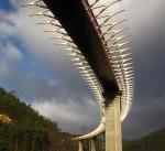 Viaducto Regueirón. Salas. 2009