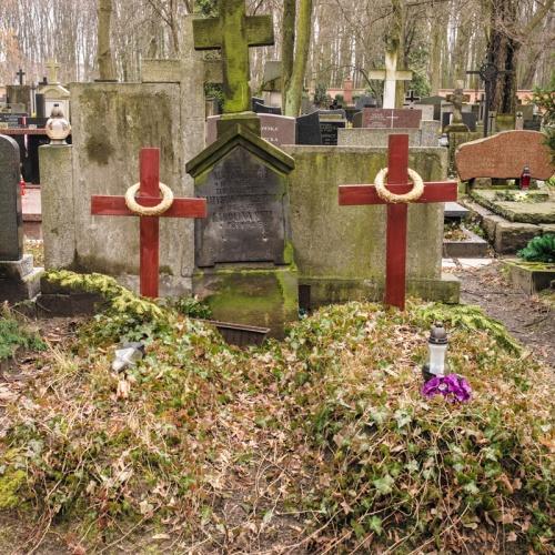 """"""" cementerio POWAZKI """". VARSOVIA. 2016"""