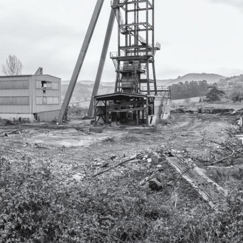 mina de la Camocha. 2013
