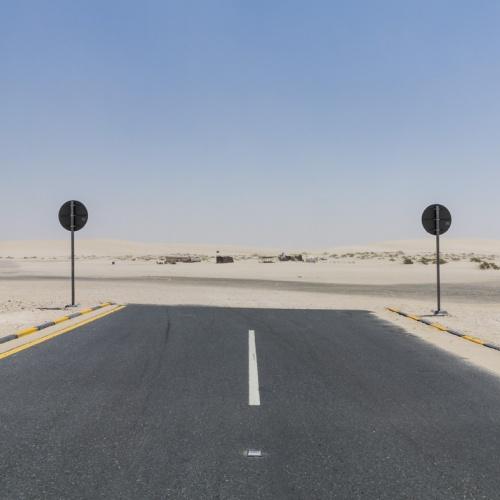 DESERT. QATAR